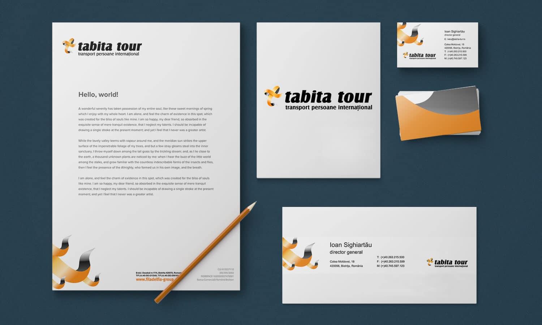 Branding Tabita Tour