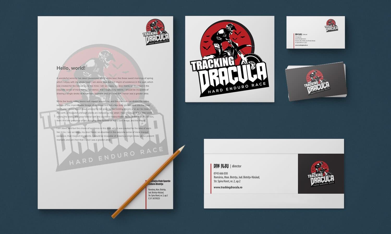 Branding Tracking Dracula