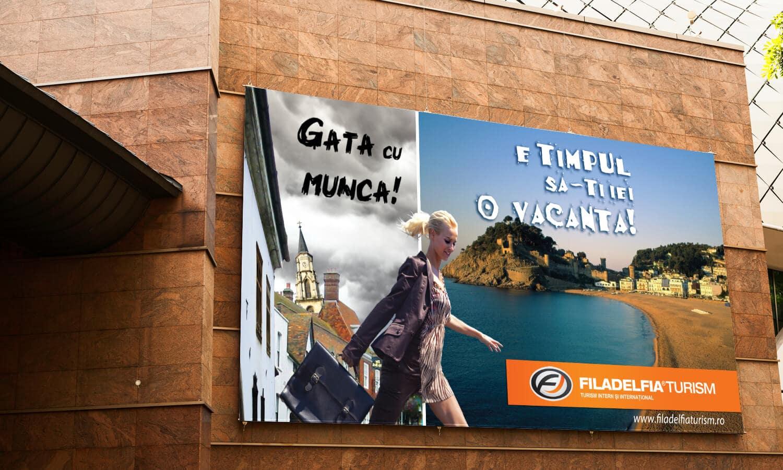 Campanie Promovare Filadelfia Turism