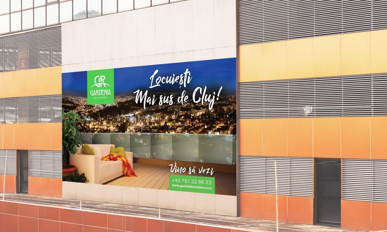Campanie Promovare Gardenia Residence