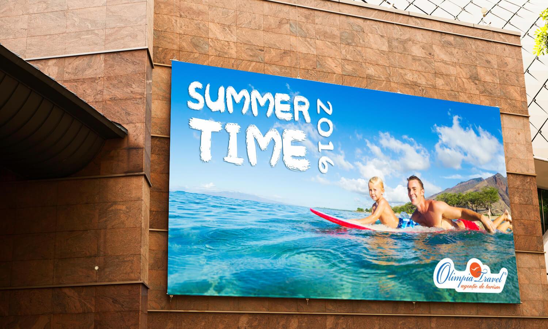 Campanie Promovare Olimpia Turism