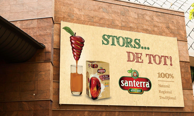 Campanie Promovare Santerra
