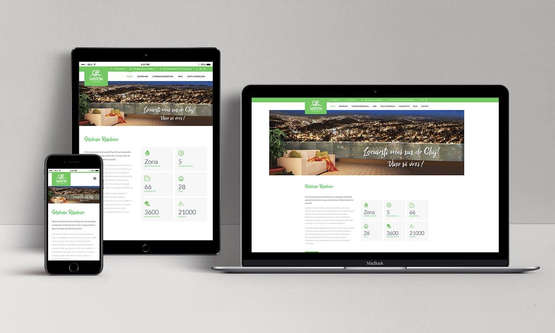 Website Gardenia Residence