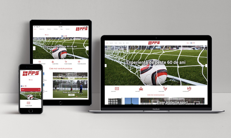 Website Fabrica De Plase Sport
