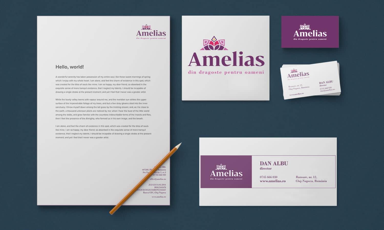 Branding Amelias