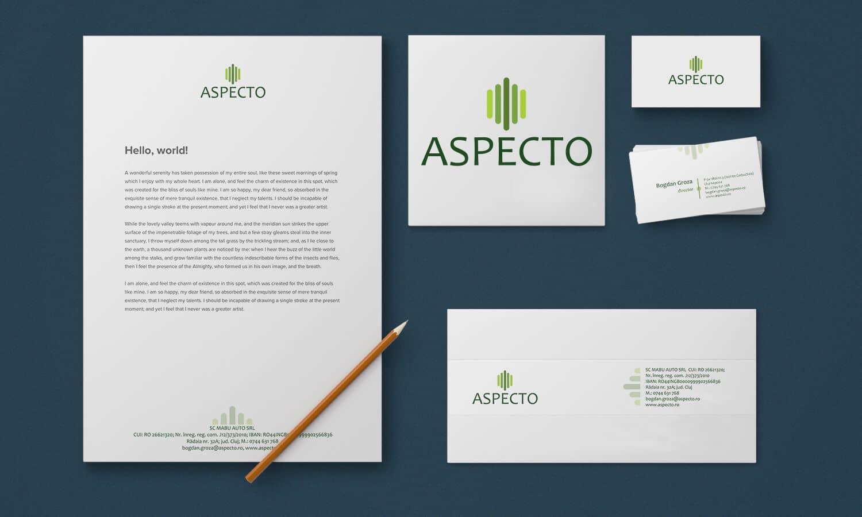 Branding Aspecto