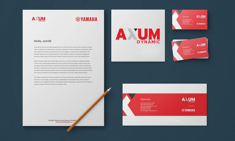 Branding Axum Dynamic