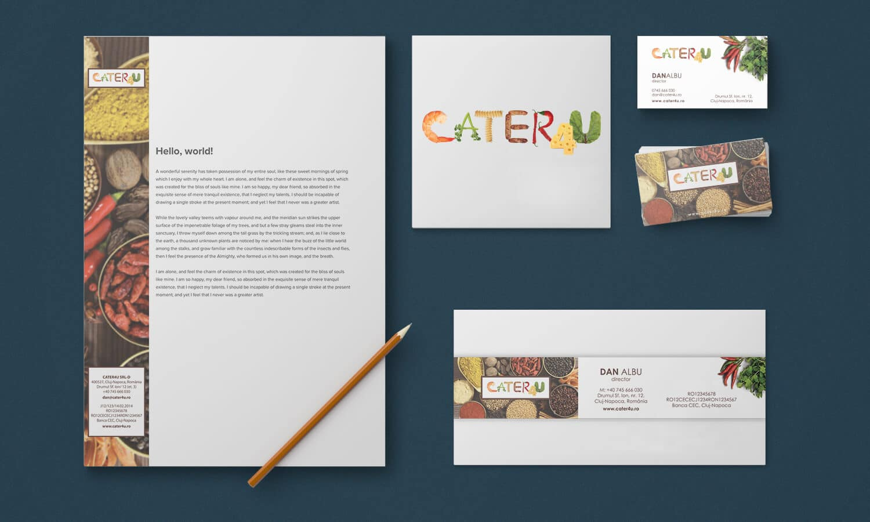 Branding Cater4u