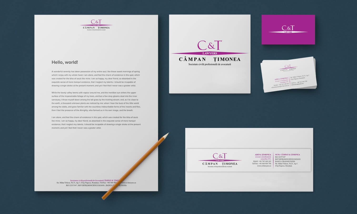 Branding CT Lawyers