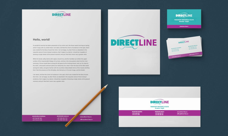 Branding Direct Line
