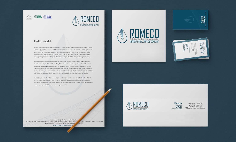 Branding Romeco