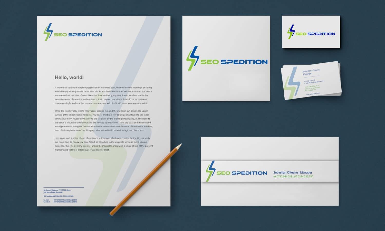Branding Seo Spedition