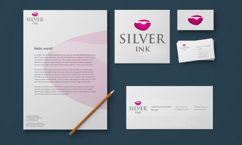 Branding Silver INK