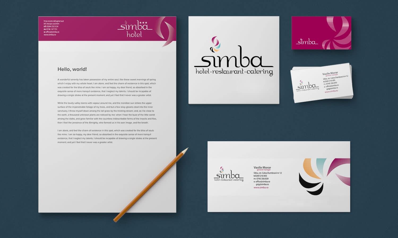 Branding Simba