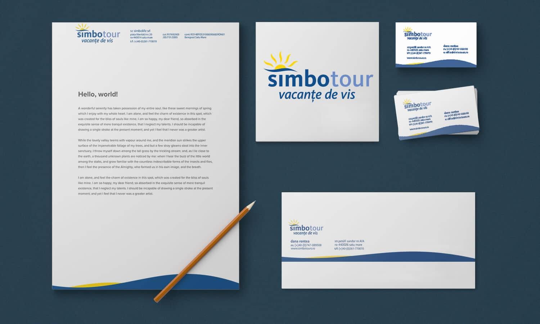 Branding Simbo Tour
