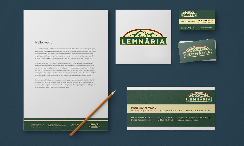 Branding Lemnaria